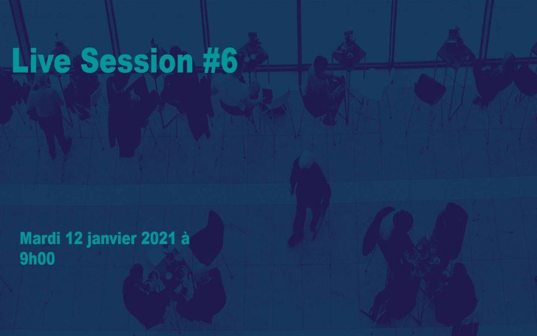 [Live Session] #6 – Les grandes tendances 2020 du Brand Content avec DM Squared
