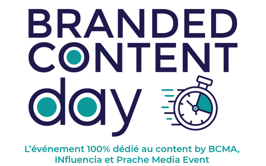 Save the date : Branded Content Day